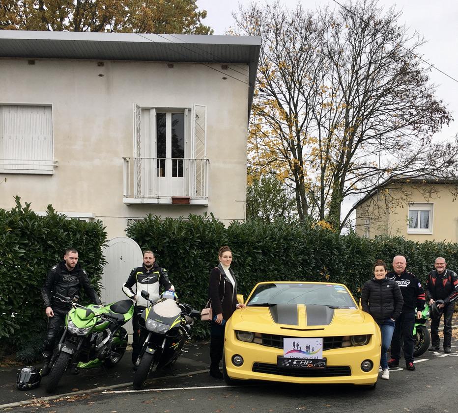 Roulons, solidaires pour nos orphelins et leur famille @ Boucle sur 85 kms  | Mulsanne | Pays de la Loire | France